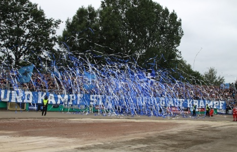 Oldenburg-HSV 30.07.2011